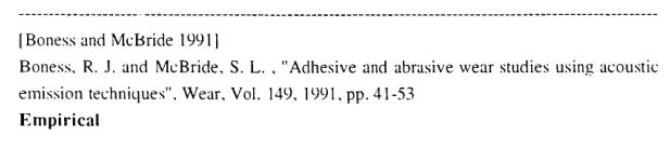 125 a Boness McBride 1991